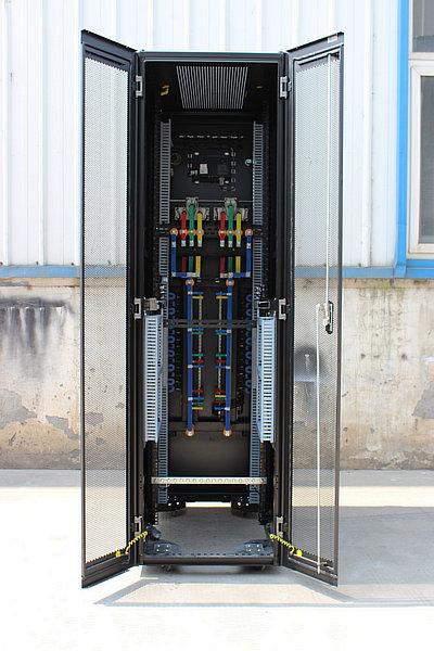 整个配电系统采用标准化